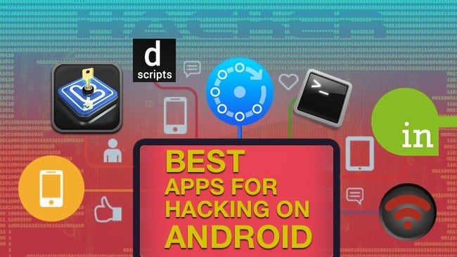 20 Best Android Hacking Apps 2020[Updated]