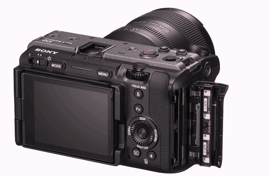 Sony FX3 : The most affordable cinema camera